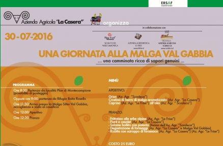 """""""Una giornata alla Malga Val Gabbia – Una camminata ricca di sapori genuini"""""""