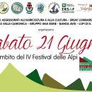 Sabato 21 giugno 2014 – IV Festival delle Alpi