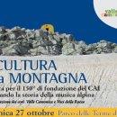 """La Cultura della Montagna"""