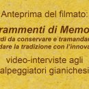 """""""Frammenti di Memoria – Ricordi da conservare e tramandare per raccordare la tradizione con l'innovazione"""""""