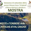 """""""Foreste e Torbiere delle Montagne di Val Grigna"""""""