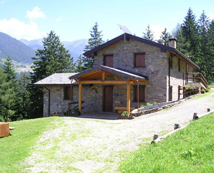 Baita Fontaneto