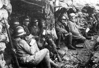 Segni della Grande Guerra