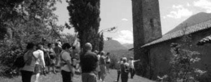 San Lorenzo e San Michele: architetture, pietre, storia a Berzo Inferiore