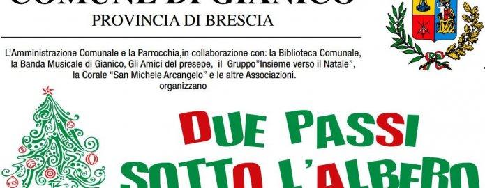 """""""Due Passi Sotto l'Albero"""" – 9° edizione"""