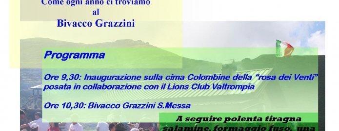 Festa al Bivacco Grazzini
