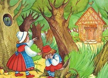 """""""Hänsel e Gretel e altre storie dei Fratelli Grimm"""""""