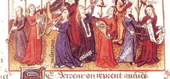 Esine: a scuola si inizia con il Medioevo…