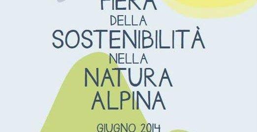 """""""Fiera della Sostenibilità nella Natura Alpina"""""""
