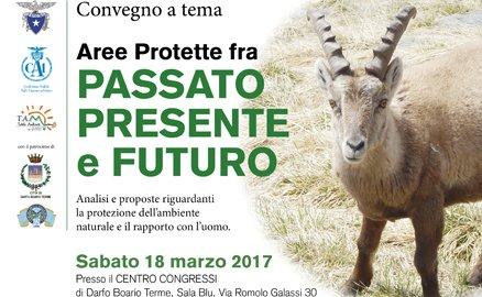 """A Boario il convegno """"Aree Protette fra passato, presente e futuro"""""""