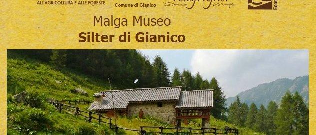"""Visite guidate alla malga-museo """"Silter di Gianico"""""""