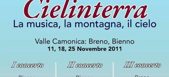 """Cielinterra – La musica, la montagna, il cielo"""