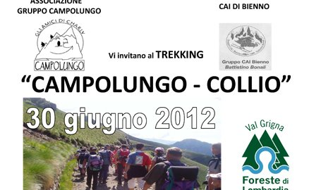 "Trekking ""Campolungo – Collio"""