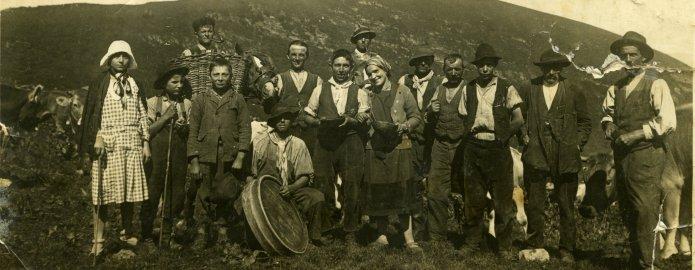 Lunedì di Valgrigna: il patrimonio immateriale dell'Area Vasta