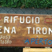 Camminata al Rifugio Elena Tironi