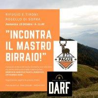 Incontra il Mastro Birraio – Rifugio Elena Tironi, Rosello di Sopra