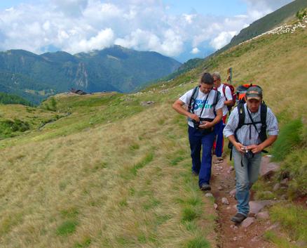 Sentieri della Valle Camonica